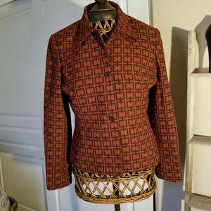 Vintage Osxar de la Renta  Jacket.